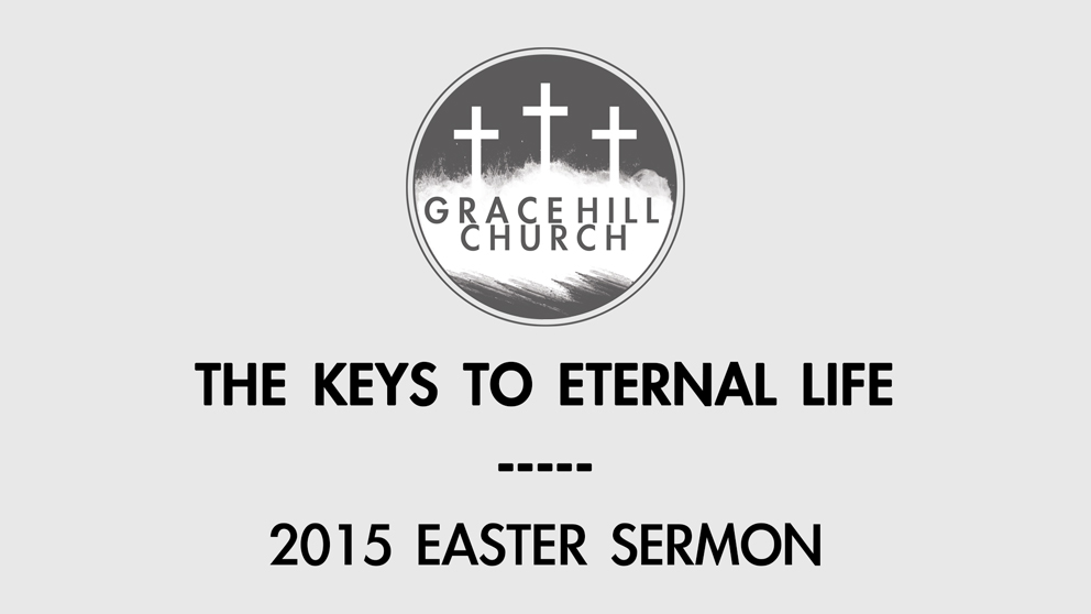 The Keys To Eternal Life Image