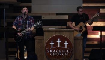 grace hill church worship music band