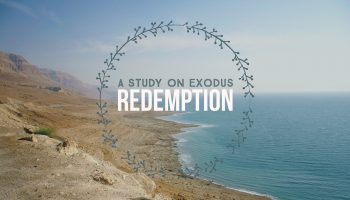 exodus redemption at grace hill church teaching on wenesday