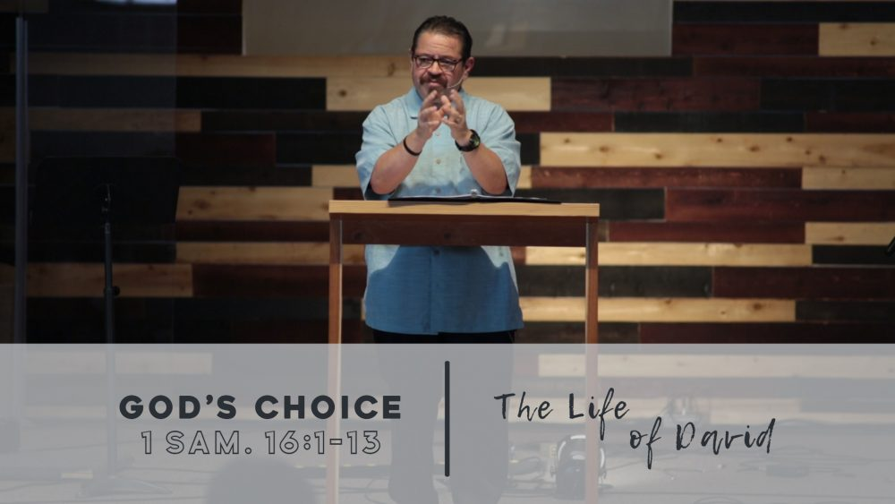 God's Choice | 1 Samuel 16:1-13 Image