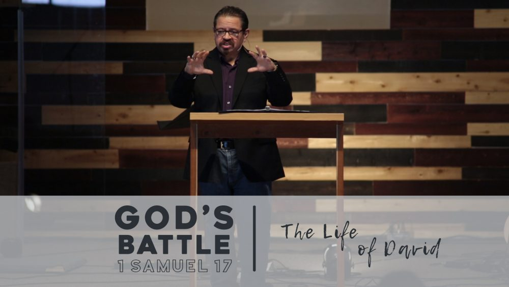 God's Battle | 1 Samuel 17 Image