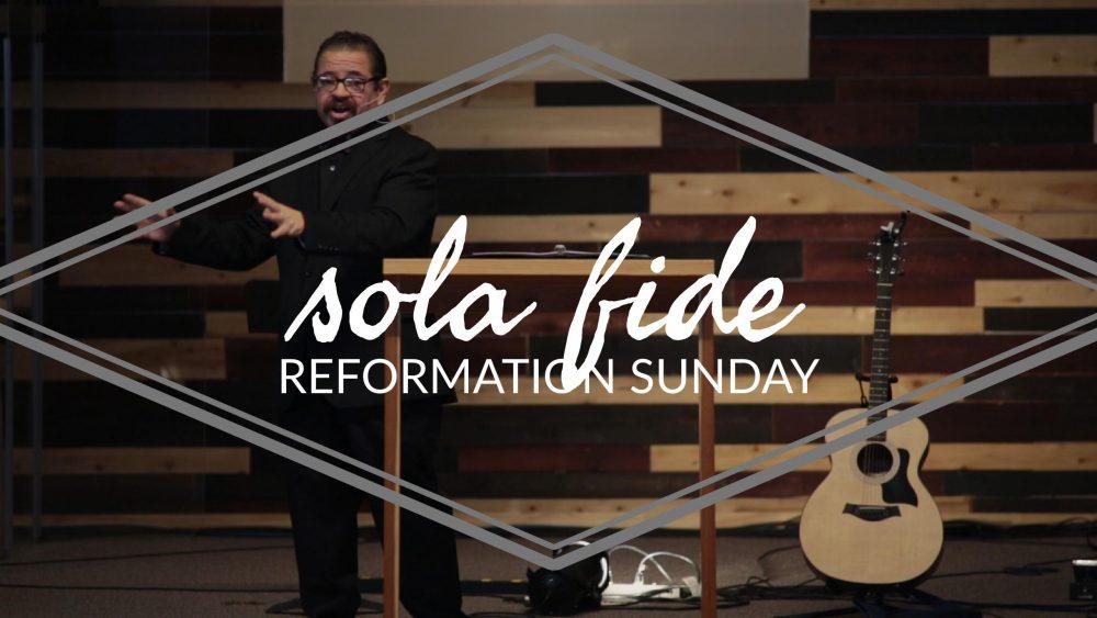 Sola Fide | Galatians 2:15-16 Image