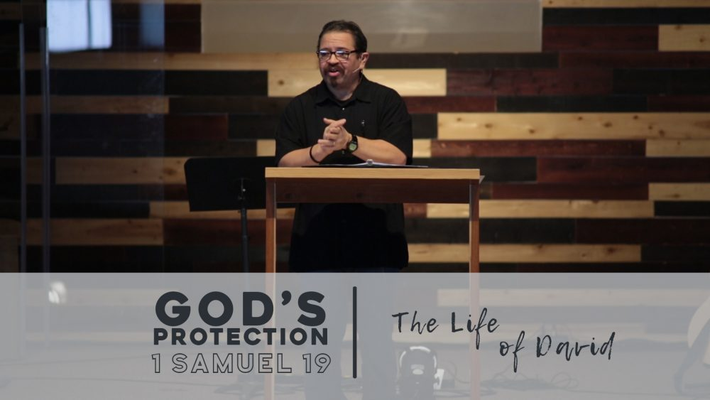 God's Protection | 1 Samuel 19 Image