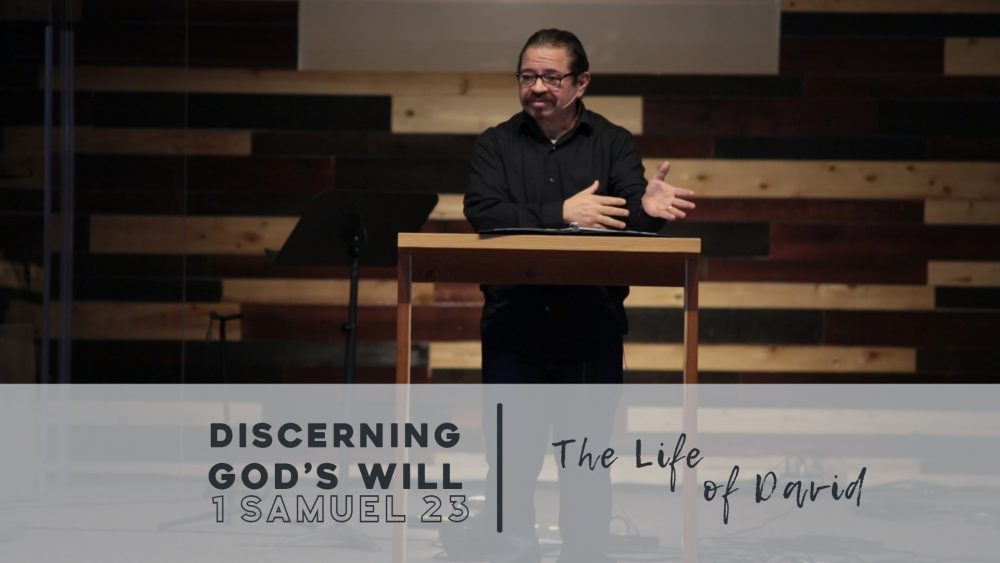 Discerning God's Will | 1 Samuel 23 Image