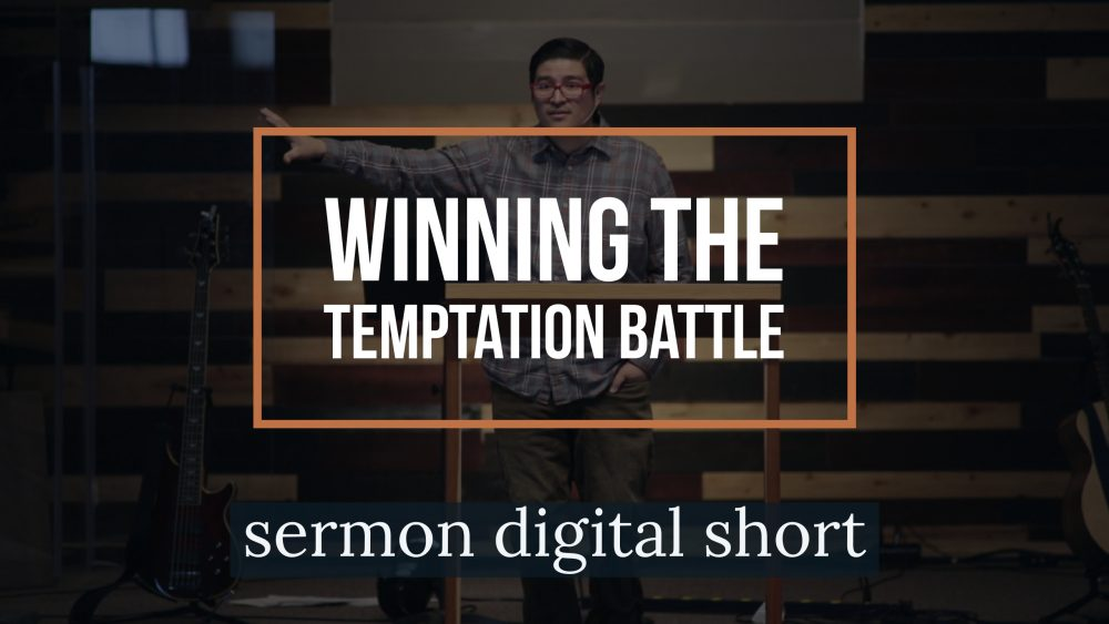 Winning the Temptation Battle Image
