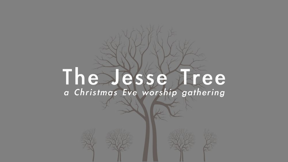 The Jesse Tree | Isaiah 11 Image