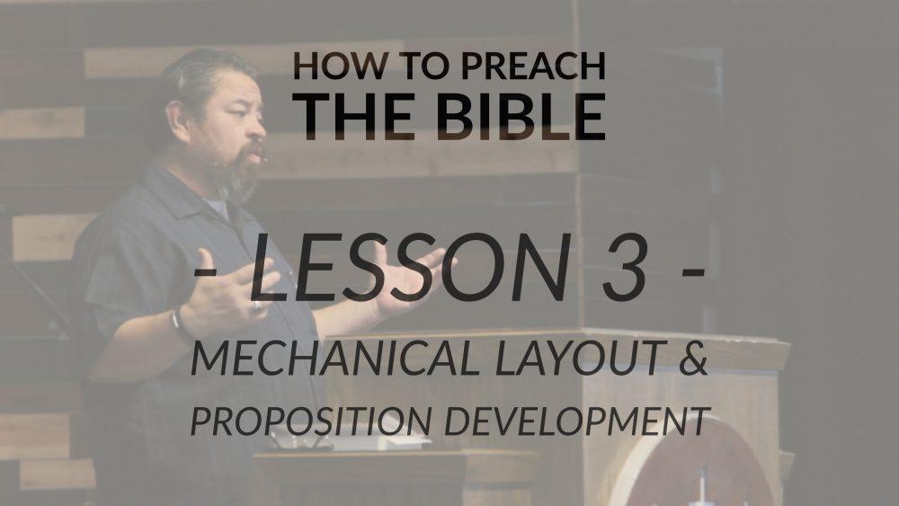 Lesson 3 | Mechanical Layout & Proposition Development Image