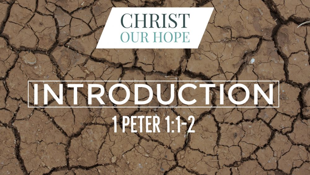 Introduction: 1 Peter 1:1-2 Image