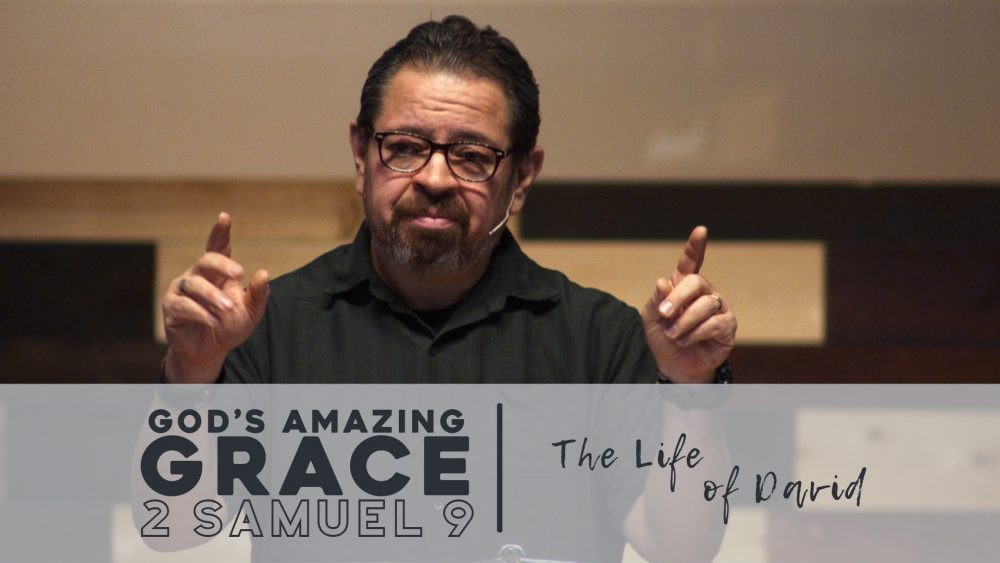 God's Amazing Grace | 2 Samuel 9 Image