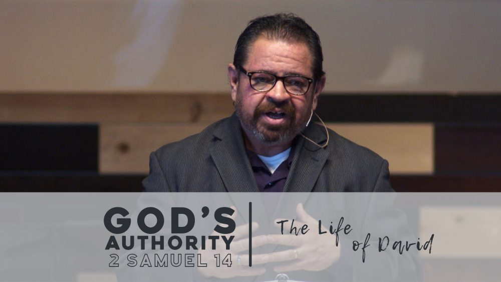 God's Authority | 2 Samuel 14 Image