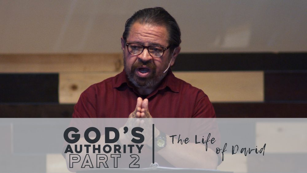 God's Authority | Part II | 2 Samuel 15 Image