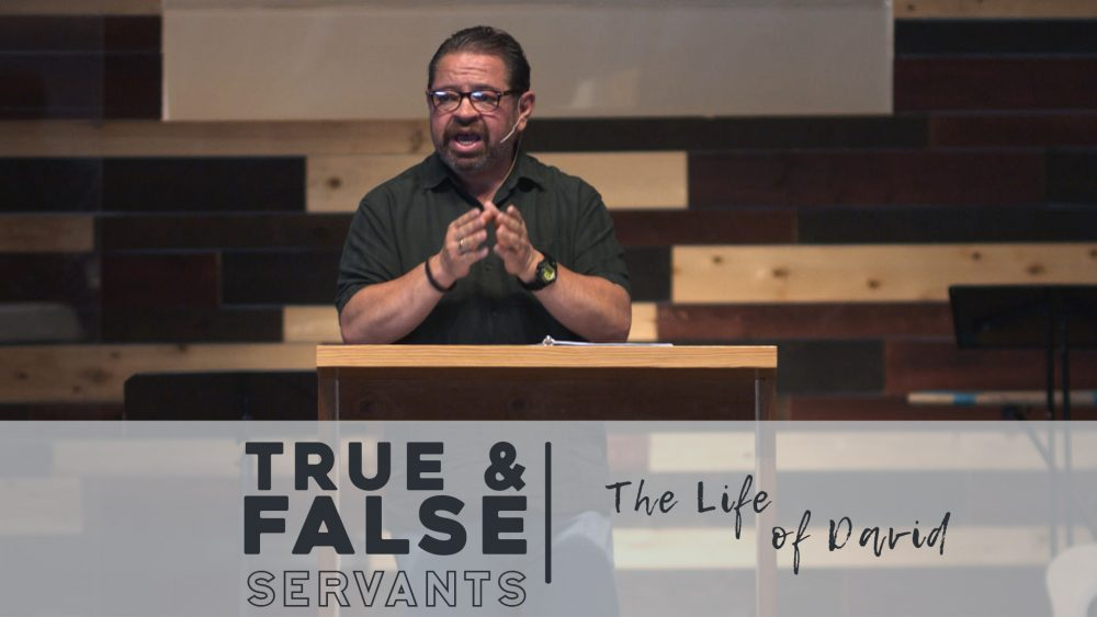 True & False Servants | Part 1 | 2 Samuel 16 Image