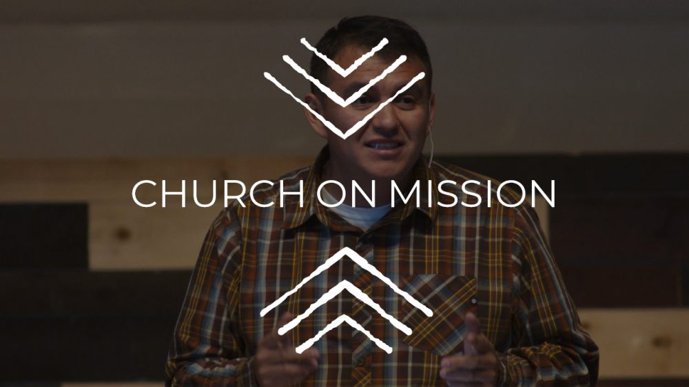 Church On Mission | John 20:19-23 Image