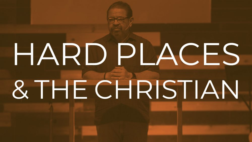 Hard Places & The Christian Image