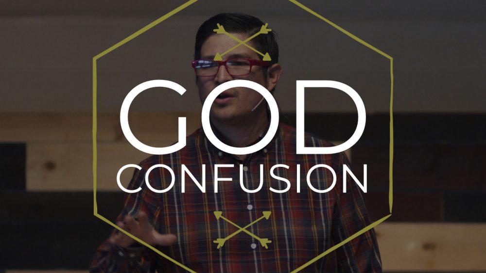 God Confusion | Genesis 11:1-9 Image