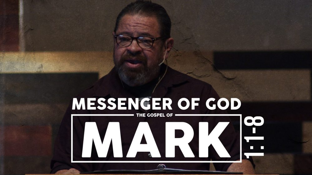 Messenger of God | Mark 1:1-8 Image