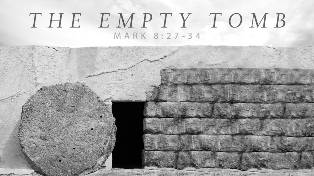 The Empty Tomb | Easter 2019 Image