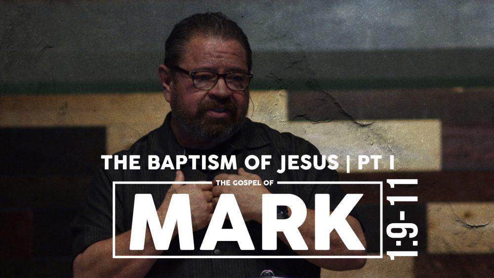 The Baptism of Jesus | 1:9-11 Image
