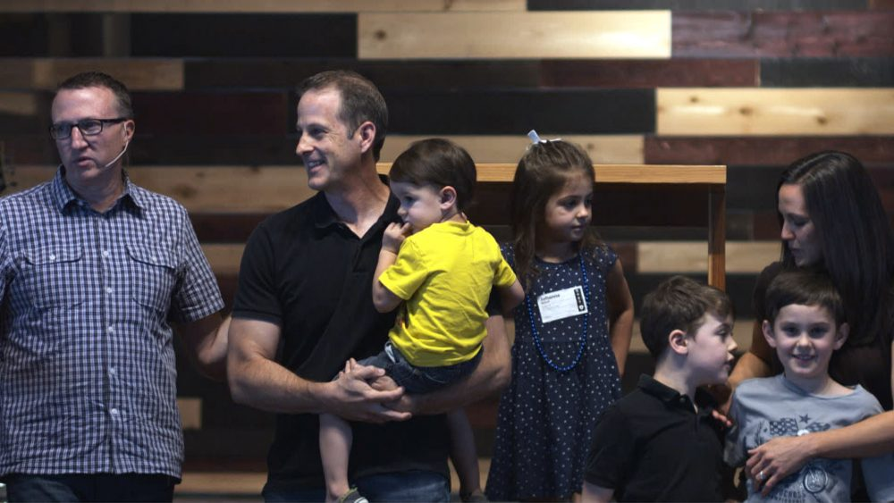 Welcome Joel Hirsch to Church Staff Image