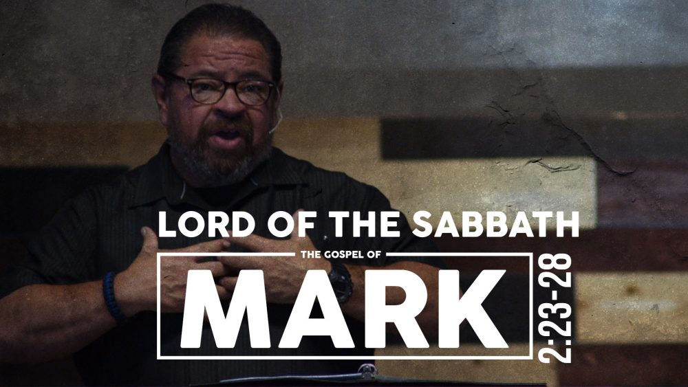 Lord of The Sabbath | 2:23-28 Image