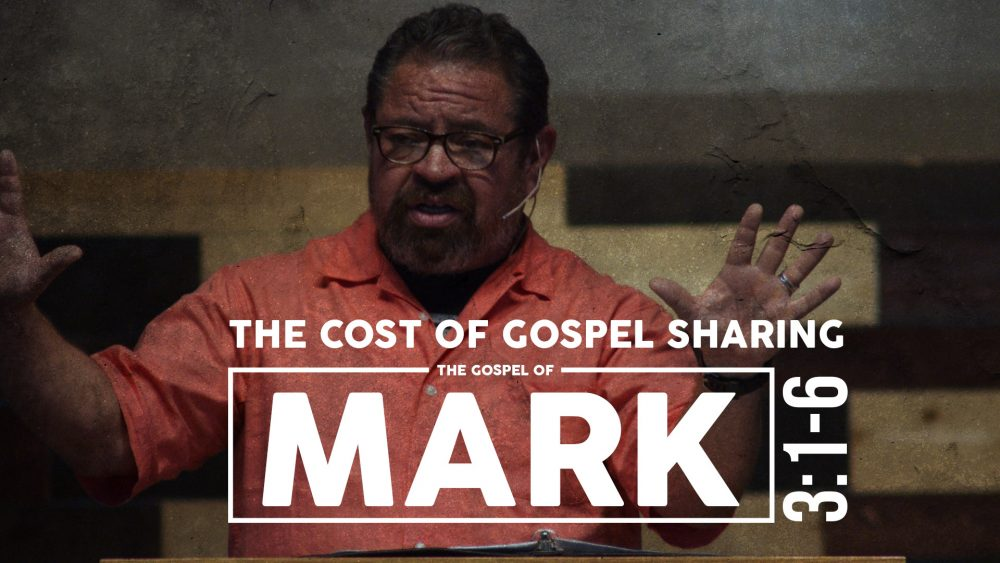 The Cost of Gospel Sharing | 3:1-6 Image