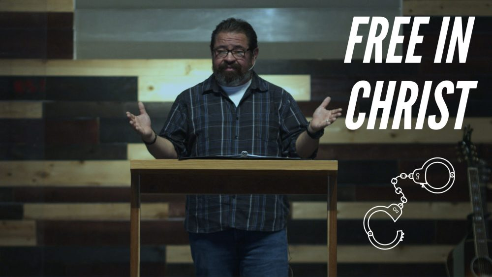 Free in Christ Image