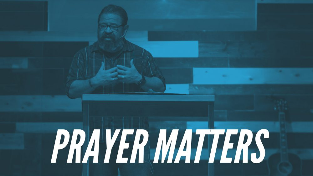 Prayer Matters | Sermon Digital Short Image