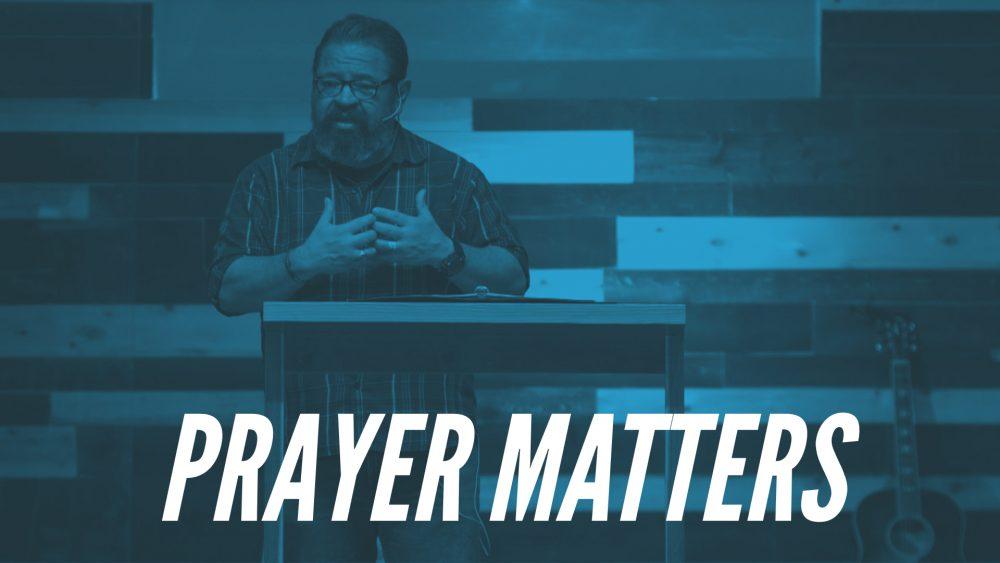 Prayer Matters | Sermon Digital Short Image