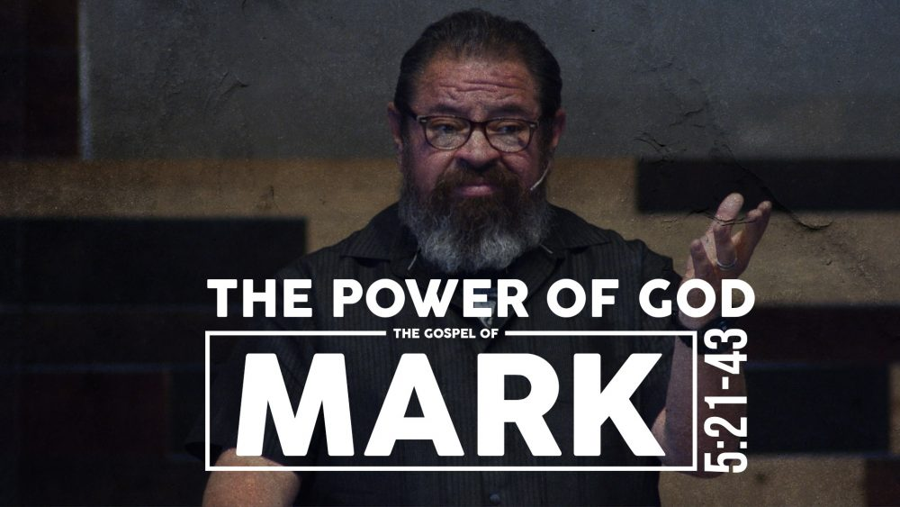 The Power of God | Mark 5:21-43 Image
