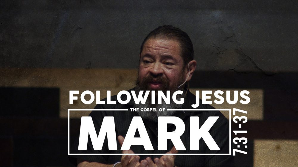Following Jesus | Mark 7:31-37 Image