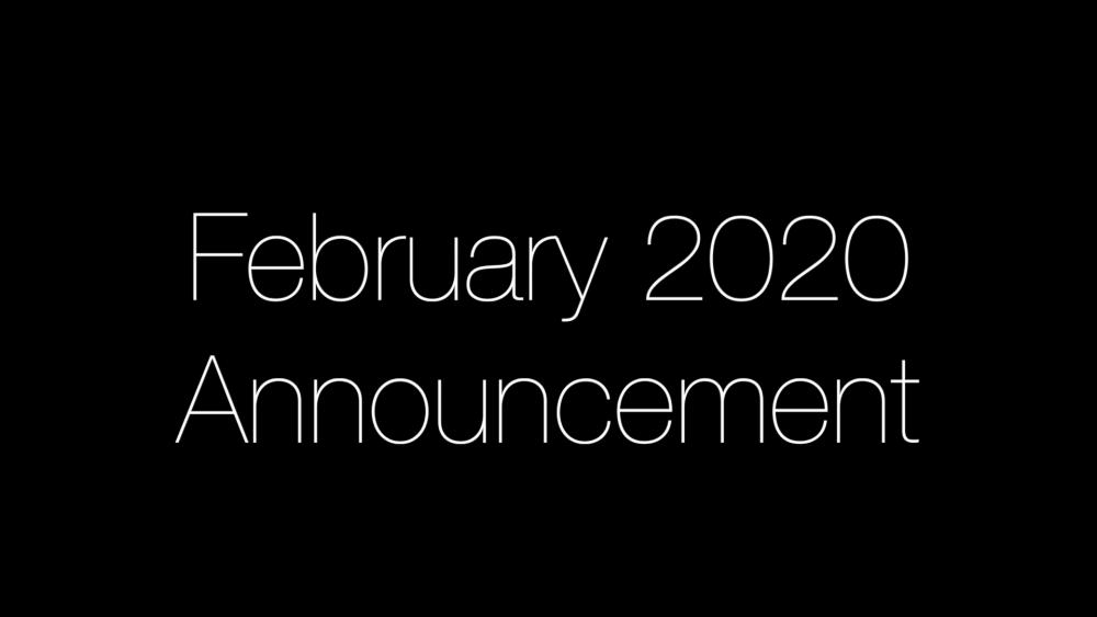 February 2020 Update Image