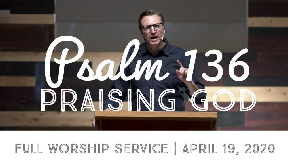Psalm 136 | Praising God Image