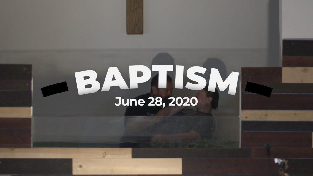 Baptism of Lorena Green Image