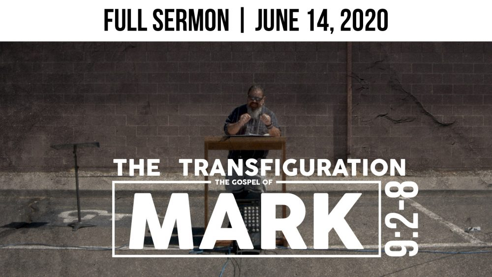 The Transfiguration | Mark 9:2-8 Image