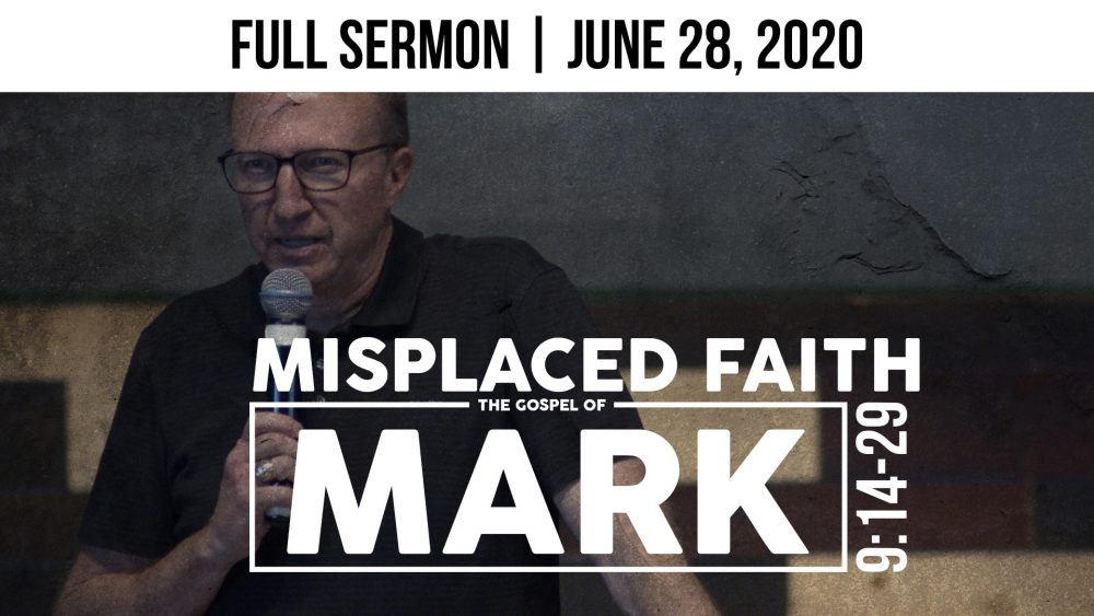 Misplaced Faith | Mark 9:14-29 Image