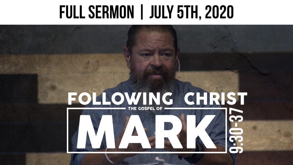 Following Christ | Mark 9:30-37 Image