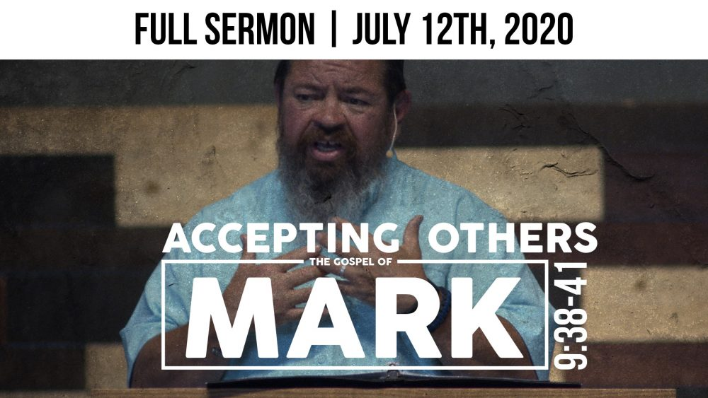 Accepting Others | Mark 9:38-41 Image