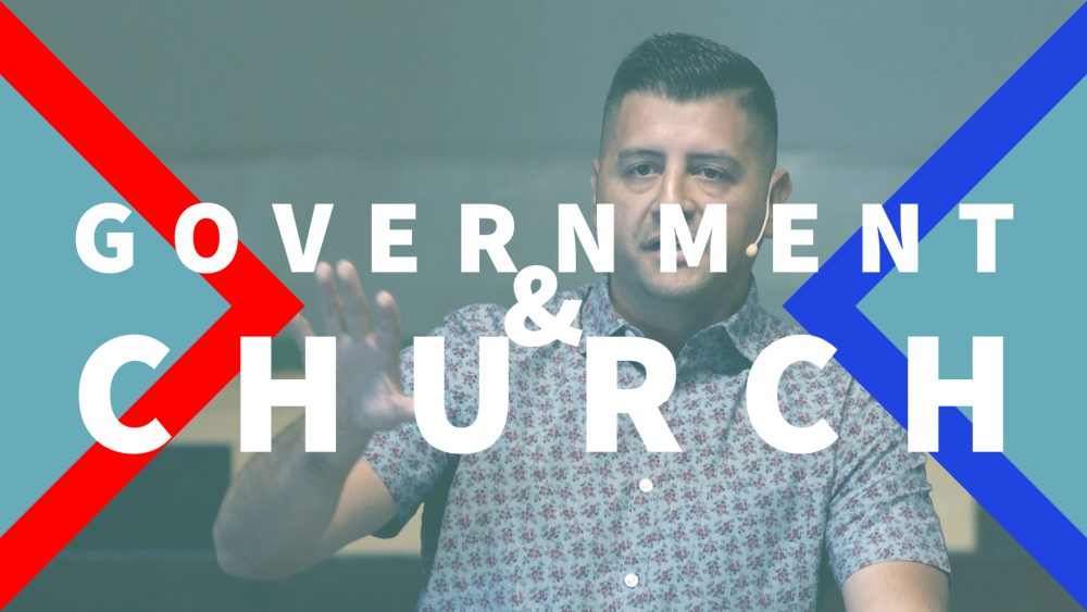 The Proper Role of Church & Government | Romans 13:1-14 | Pastor Vincent Torres Image