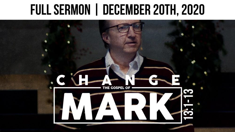 Changes | Mark 13:1-13 Image
