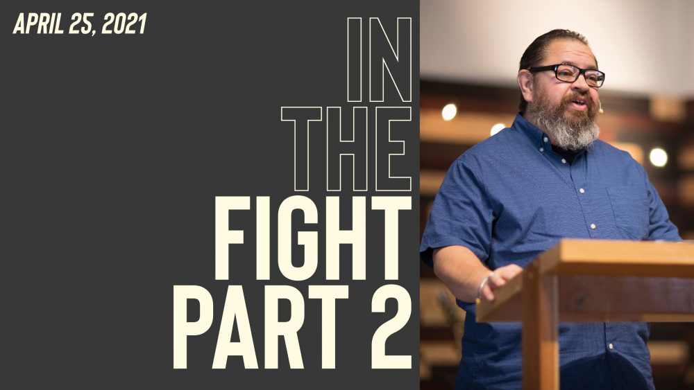 In The Fight Pt. 2 | Colossians 2:1-5