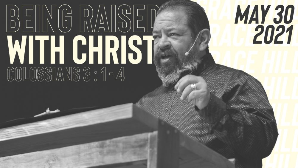Being Raised With Christ | Colossians 3:1-4 Image