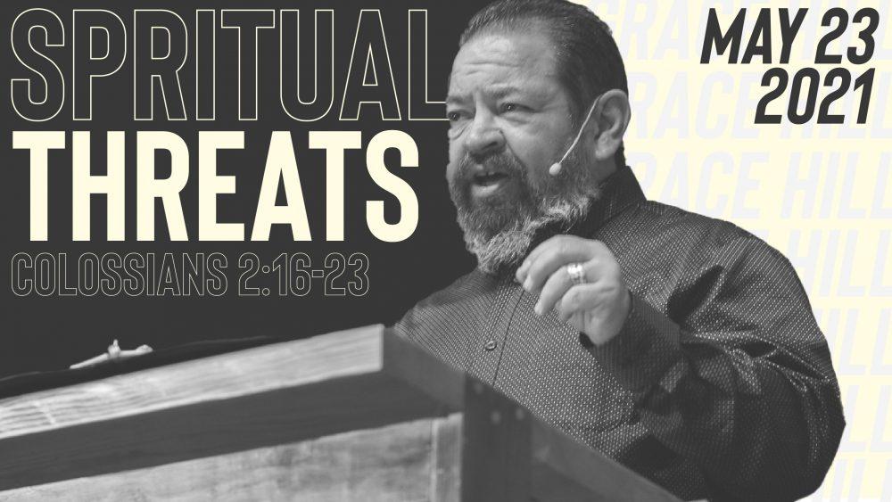 Spiritual Threats | Colossians 2:16-23 Image